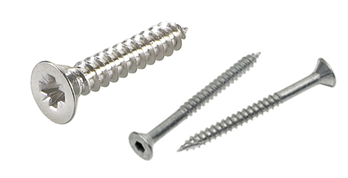Counter Sunk Screw ( Slotted / Aiien )